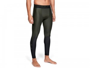 Legginsy Męskie Under Armour HG 2.0 Legging Graphic 1320819-357