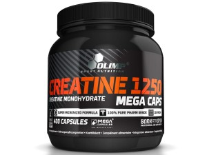 Olimp Creatine 1250 Mega Caps 400kaps