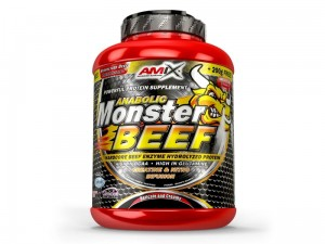 Amix Anabolic Monster BEEF Protein 90% 2200g