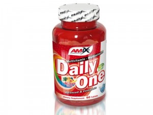 Amix Daily One Multivitamin 60tabs