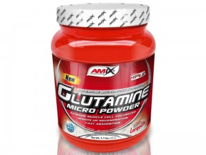 Amix L-Glutamine Powder 500g