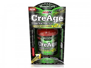 Amix MuscleCore CreAge Concentrated 120kaps
