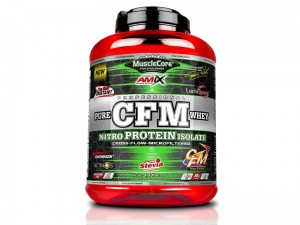 Amix MuscleCore CFM Nitro Protein Isolate 2000g