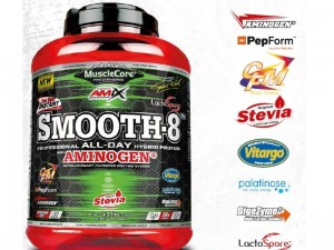 Amix MuscleCore Smooth-8 Aminogen 2300g