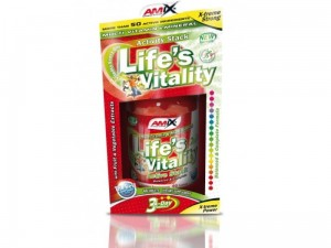Amix Life's Vitality Active Stack 60tabs