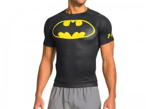 Koszulka Under Armour Alter Ego Batman Comp SS 1244399-006