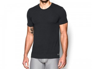 Koszulka Under Armour Core Crew Undershirt 2-Pack 1272393-001