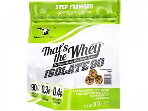 Sport Definition That's the Whey Isolate 90 300g
