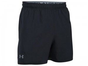 "Spodenki Under Armour Qualifier 5"" Woven Short 1289626-001"