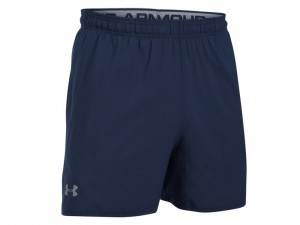 "Spodenki Under Armour Qualifier 5"" Woven Short 1289626-410"
