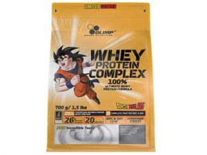 Olimp Whey Protein Complex 100% Dragon Ball Edition 700g