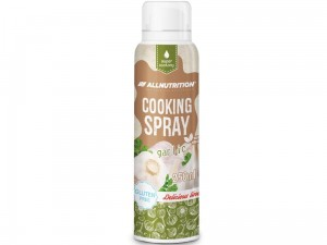 All Nutrition Cooking Spray Garlic Oil 250ml