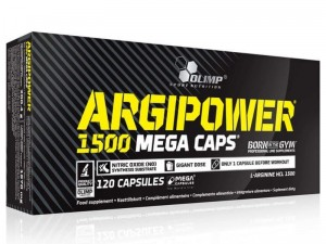 Argi Power Mega Caps 1500 30kaps
