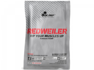 Olimp Redweiler 210g - red punch