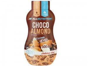 AllNutrition Sos Zero Kalorii Chocolate Almond 500ml