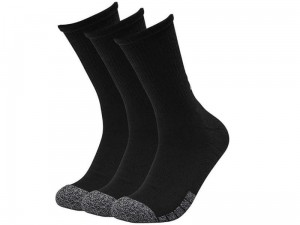 Skarpetki Under Armour 1346751-001 HeatGear Crew Socks 3pak