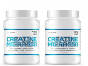 Medlabs Creatine Micro 2x550g