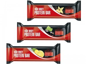 Activlab High Whey Active Protein Bar 3x80g
