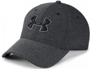 Czapka z Daszkiem Under Armour Heathered Blitzing 3.0 1305037-001