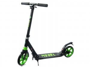 Hulajnoga Rebel Skate Cruiser BLack/Lime