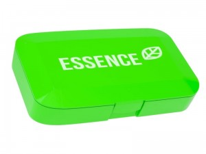 Essence Pillbox zielony