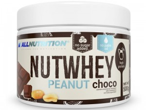 AllNutrition Nutwhey Peanut Chocolate 500g