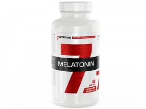 7Nutrition Melatonin 5mg 60vkaps