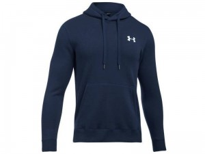 Bluza Męska Under Armour ColdGear Rival Fitted Pull Over 1302292-410