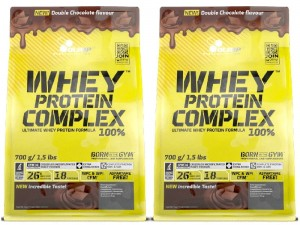 Olimp Whey Protein Complex 100% 2x 700g Double Chocolate
