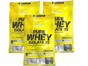 Olimp Pure Whey Isolate 95 3x 600g